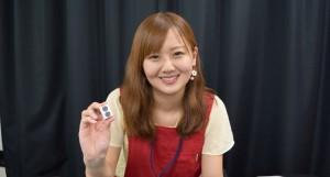 看板娘これくしょん -看これ- #1 樋口清香(麻雀ひろばキングダム)