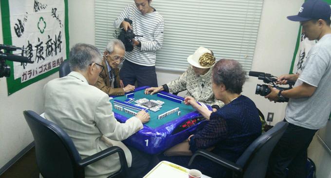 102歳対104歳のドリームマッチが実現!