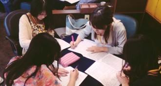 女子麻雀サークルMAGNET 麻雀大会に参加してみました!