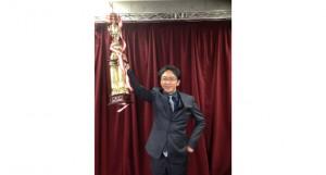 RMUスプリント・ウラヌスカップ 大野公久さんが優勝!