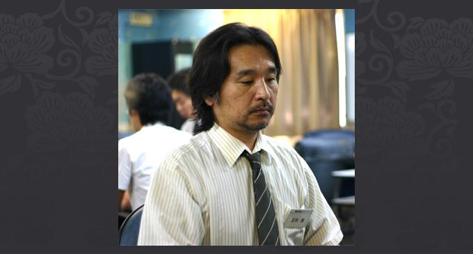 立川 宏(最高位戦日本プロ麻雀協会)