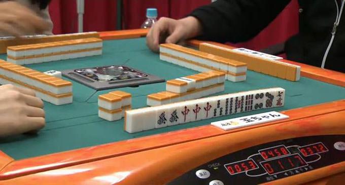 神配牌・神解説降臨!第7回ハンゲーム麻雀杯決勝