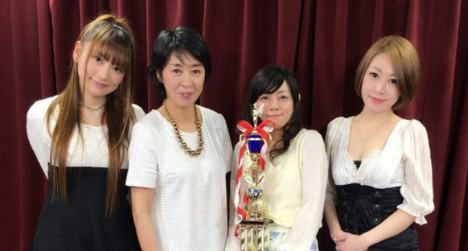 米崎奈棋が逆転V/第3回姫ロン杯麻雀カボオーロラカップ