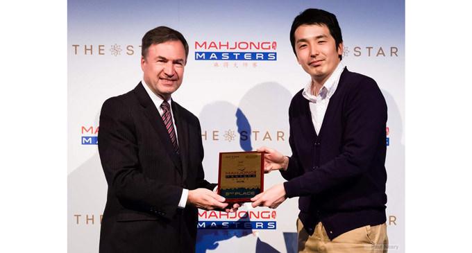 麻雀マスターズinシドニーで日本人が2位と3位に!