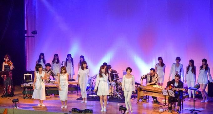 Moreが初ライブを開催 「Just One Girl」「しるし」の2曲を披露