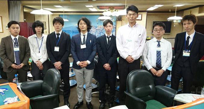 「第1回モンド新人戦」準決勝進出プロ8名が決定!
