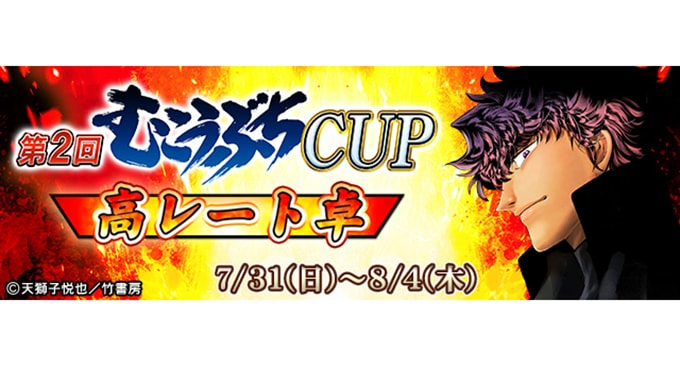『MJアプリ』全国大会「第2回むこうぶちCUP高レート卓」開催!