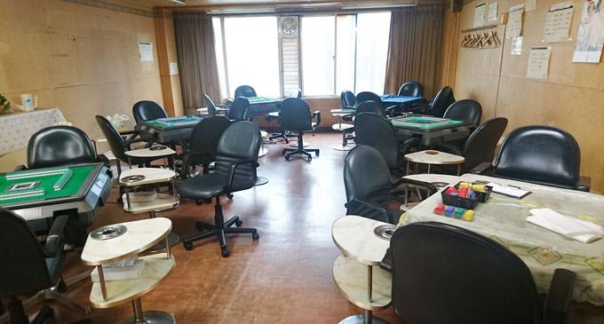 雀荘居抜き物件情報 – 水道橋駅徒歩2分