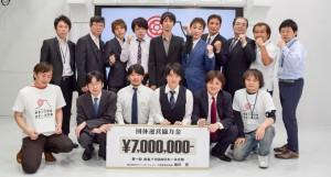 第一回麻雀プロ団体日本一決定戦 第4節速報