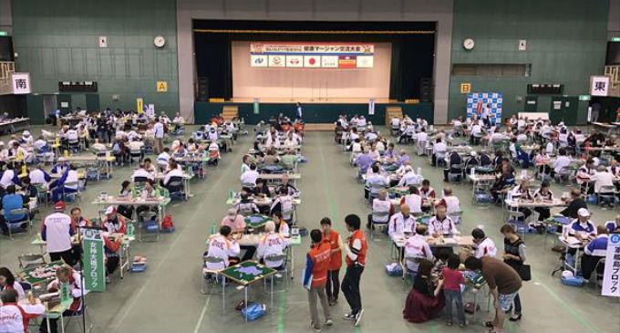 ねんりんピック長崎2016健康マージャン交流大会 全国から68チーム総勢272名が参加