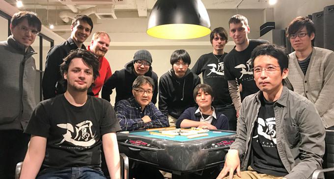 海外の天鳳ユーザーとの交流麻雀大会に参加してきました!