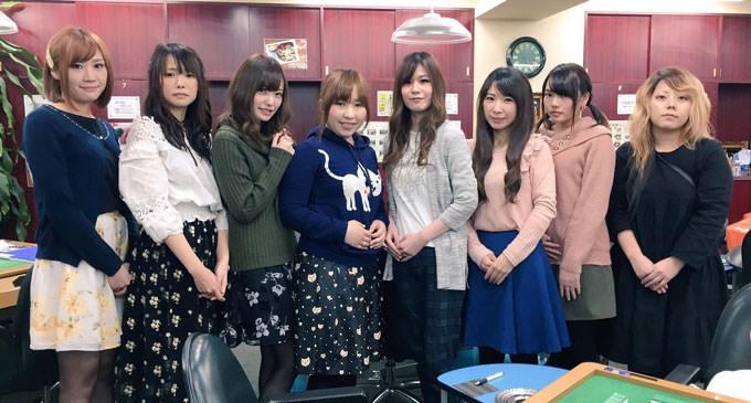 「第2回女流モンド新人戦」準決勝・決勝 4/9(日)ニコ生配信!