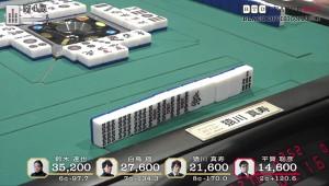 メンホンをどう料理する?四神降臨2017王座決定戦での角谷ヨウスケプロの一打!