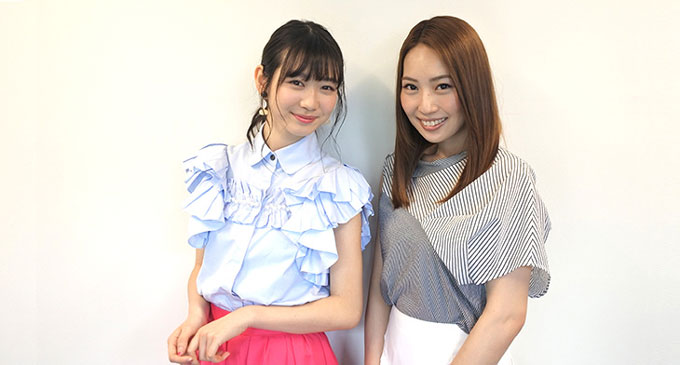 岡本夏美x増田有華インタビュー「撮影期間は親と関わらないようにしてました」 映画「女流闘牌伝 aki -アキ-」