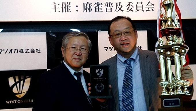 板川和俊が初優勝/ ヴェストワンカップ
