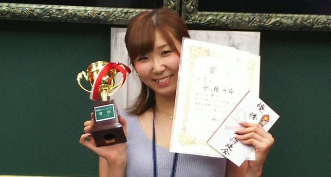 水瀬千尋が初参加で初優勝/μレディースオープン