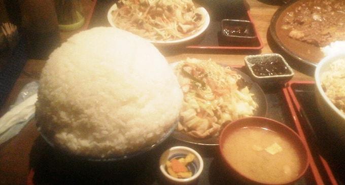 全国デカ盛りの旅 第28回:神奈川県