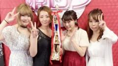 左から柚花ゆうり、和泉由希子、山脇千文美、渋谷菜瑠美_i-min