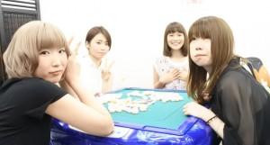【8/9(水)13:00】麻雀ウォッチ シンデレラリーグ第4節