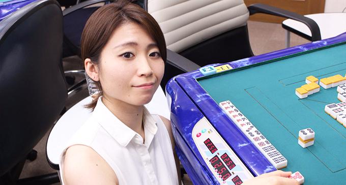 麻雀ウォッチシンデレラリーグ出場者インタビュー第12回 樋口栄佳「アニメ版の咲-Saki-と女子麻雀サークルMAGNETで麻雀を知りました!」