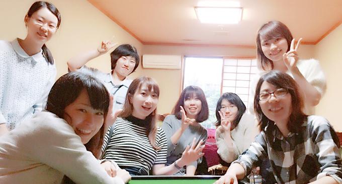 女子麻雀サークルMAGNET 9/23・24に鬼怒川温泉で夏合宿を開催しました!