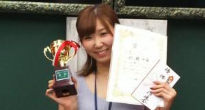 麻雀ウォッチシンデレラリーグ出場者インタビュー第14回 中月裕子「かわいい子が出るアニメが好きで、咲-Saki-をより理解するために麻雀を覚えました!」