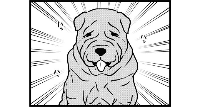 第939話 女流雀士と犬