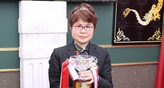 稲毛千佳子が将妃獲得 4度目の決定戦で初戴冠/第7期将妃戦
