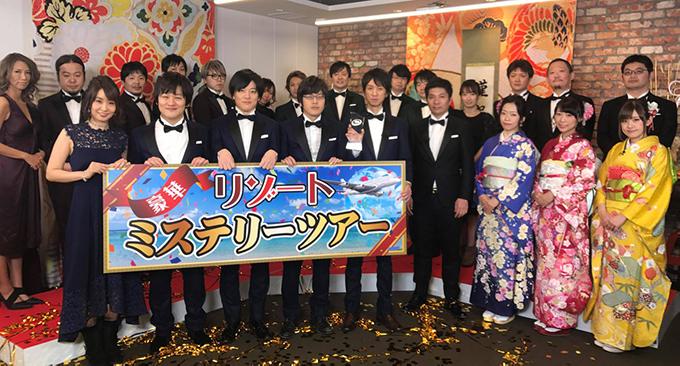 ファン予想1位の佐々木チームが全区間プラスで圧勝/新春RTD駅伝