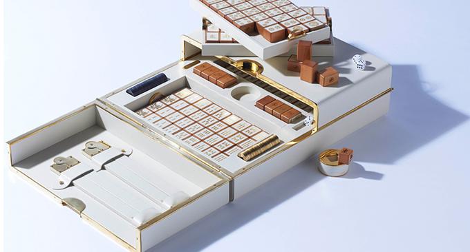 有名ブランド ラルフ ローレン ホームが提供する53万9000円の麻雀牌とは・・・?