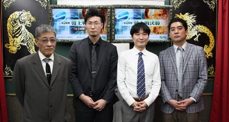 石野豊が二度目の優勝/第26期發王戦