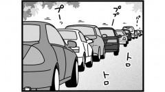 1025女流雀士と渋滞-min-1