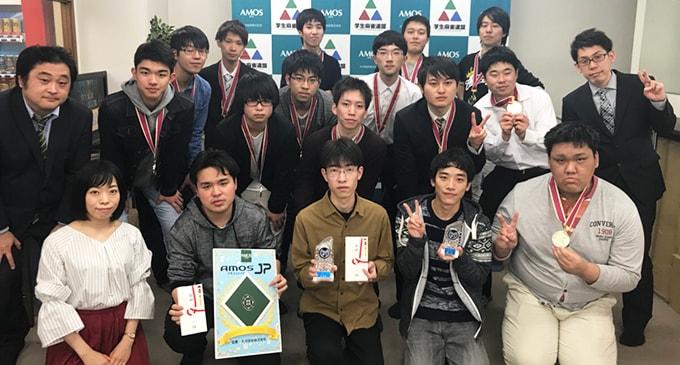 学習院大学 花田舜平さんが学生王者に/アモスグランドチャンピオンシップ2017-2018 学生麻雀日本一決定戦