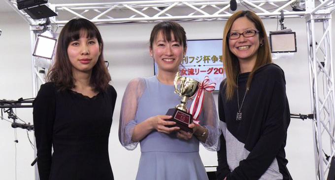 第12期夕刊フジ杯 チーム戦はClubNPMが3度目の優勝