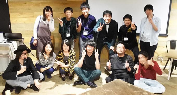石橋伸洋プロと鈴木たろうプロの白熱討論!たろばっしーのお互いの麻雀を考えようオフ会 レポート!