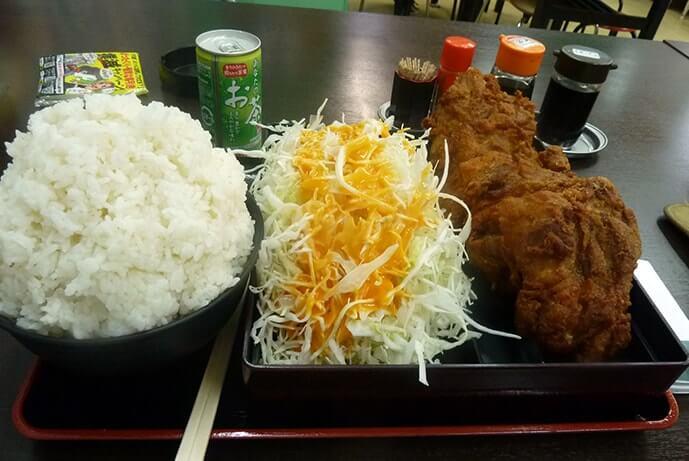 全国デカ盛りの旅2周目 第19回:大阪府