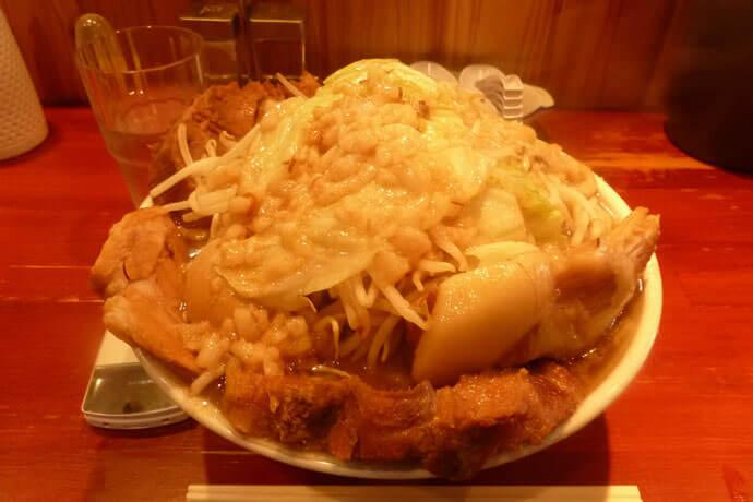 全国デカ盛りの旅2周目 第24回:福井県