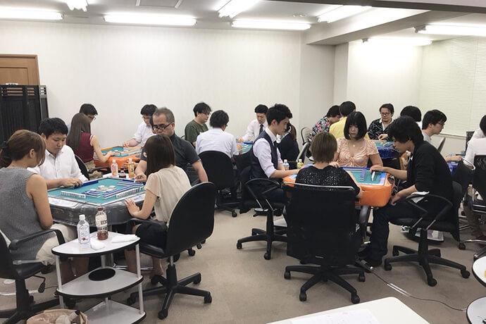 綱川隆晃が3連勝でトータルトップに  第2期麻雀の頂朱雀リーグ 第4節結果