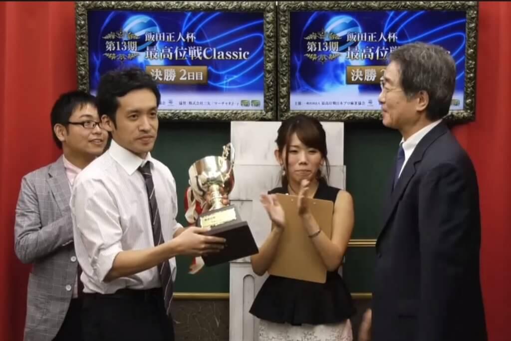 長谷川来輝が初優勝/第13期飯田正人杯最高位戦Classic決勝2日目