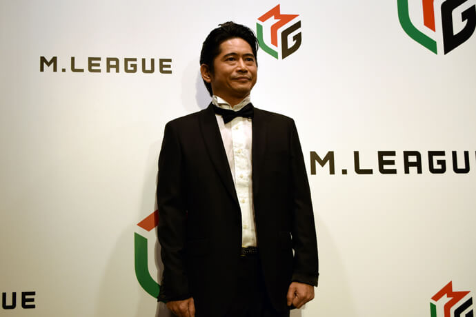 萩原聖人 麻雀と俳優は「役作りが共通している」 NHKラジオでMリーグをアピール