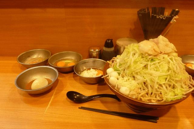 全国デカ盛りの旅2周目 第35回:東京都