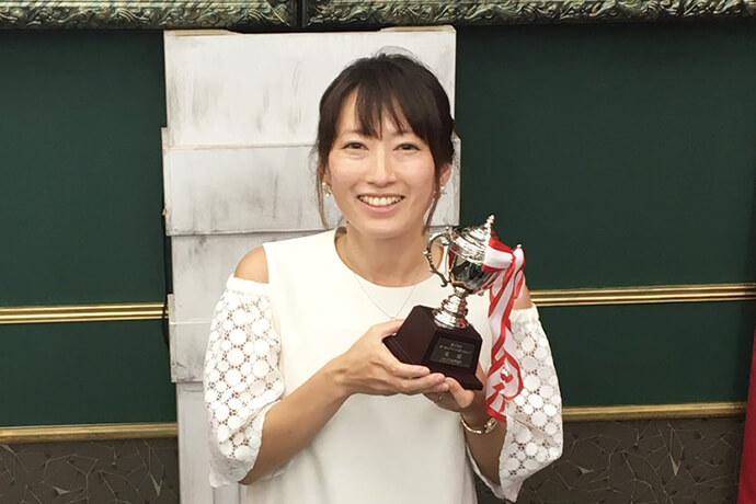 朝倉ゆかりが初優勝 / 第13回オータムチャンピオンシップ決勝