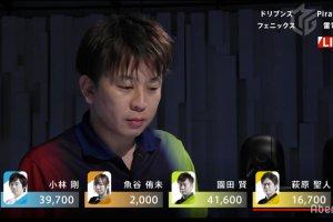 ABEMAS・多井がデビュー戦をトップで飾る【Mリーグ 2日目】