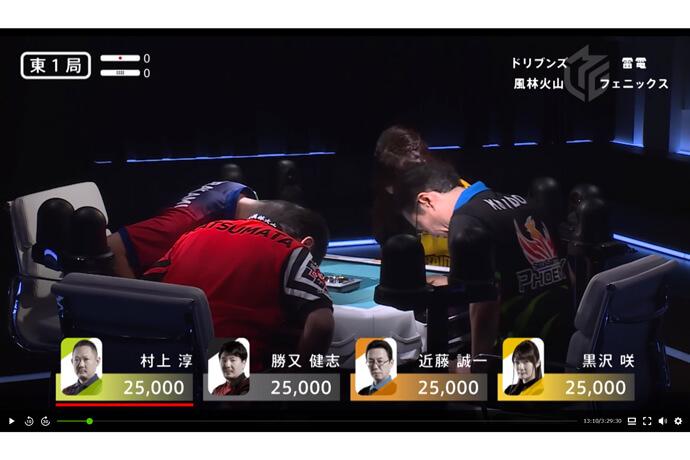 「40年間反省し続けてきた男」赤坂ドリブンズ 7回戦(10月11日) マッチレポート