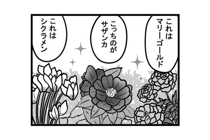 第1281話 女流雀士と花の種類