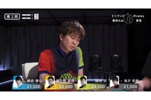 「ジャイアントキリング」赤坂ドリブンズ 11月5日2回戦 マッチレポート