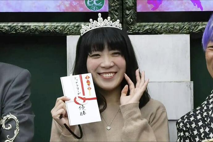 里中花奈が初優勝/RMUティアラ・クライマックスリーグ
