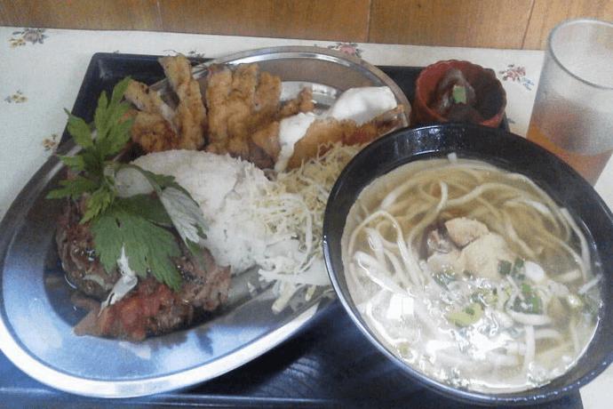全国デカ盛りの旅3周目 第3回:沖縄県
