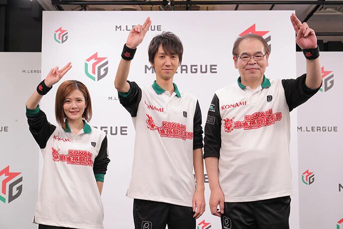 【Mリーグ】KONAMI麻雀格闘倶楽部インタビュー「エースは寿人、長い戦いになれば必ず結果は出してくれる。不安はなかった。」