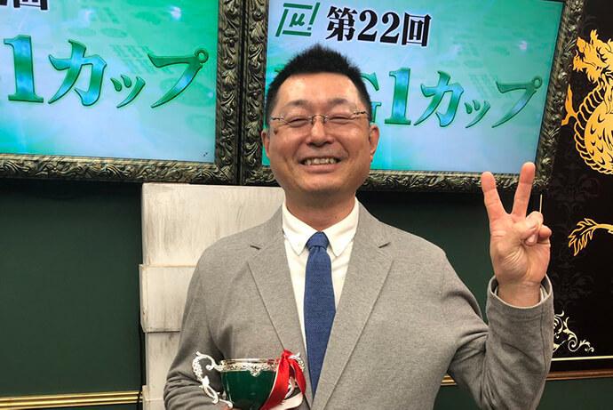 加藤博士さんが初優勝 井出洋介は国士無双聴牌も惜しくもアガれず2位/第22回BIG1カップ